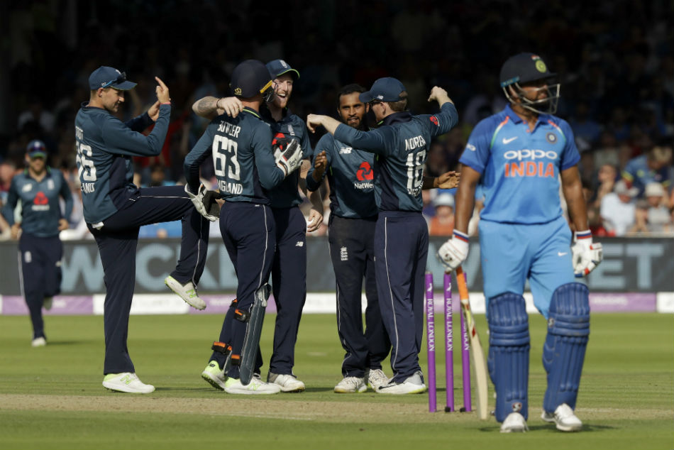 Twitter reaction after Team India lost ODI series against England