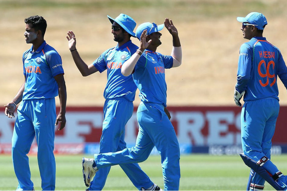 1st Youth ODI, India Under-19s tour of Sri Lanka: India win