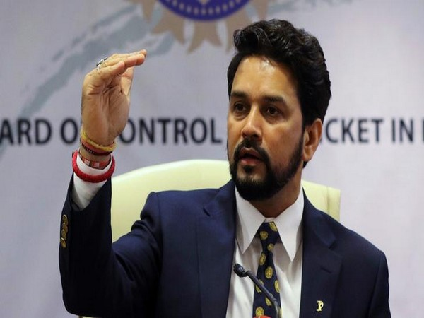 anurag thakur moves sc to recall order of removing him from bcci president