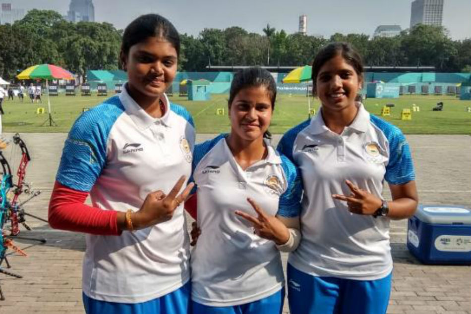 Asian Games 2018: indian women archery team won silver