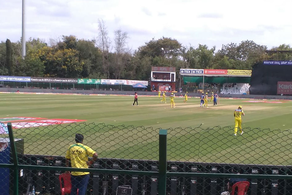 KPL 2018: Bijapur Bulls vs Bellary Tuskers, 14th Match