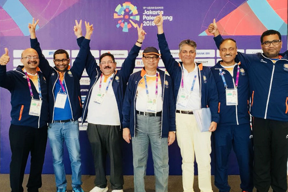 Asian Games: Another Bronze in Bridge mixed and Mens team