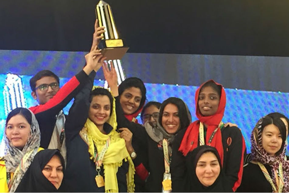 Asian Nations Cup: Indian women shine in Iran