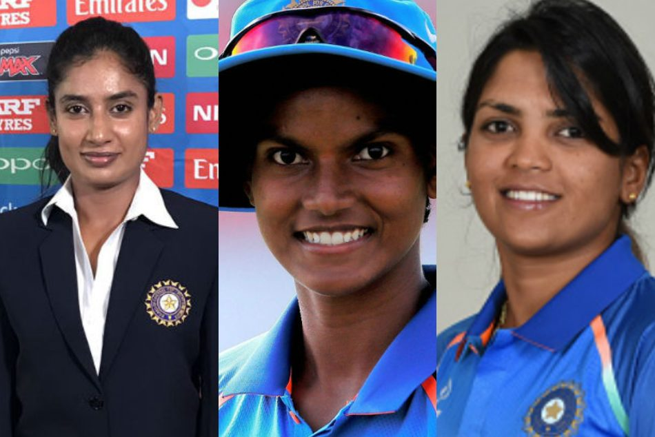 T20 Challenger Trophy squads announced : Mithali, Deepti and Veda named as captains