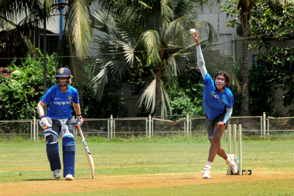 Women cricket: India red wins against India blues