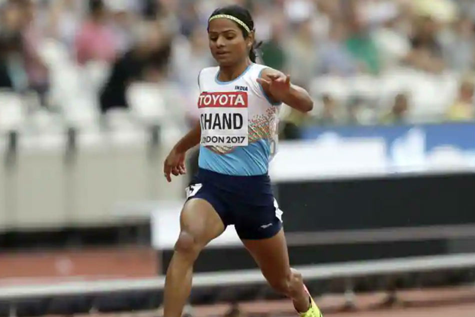 Asian Games: Dutee Chand wins silver in womens 100 m