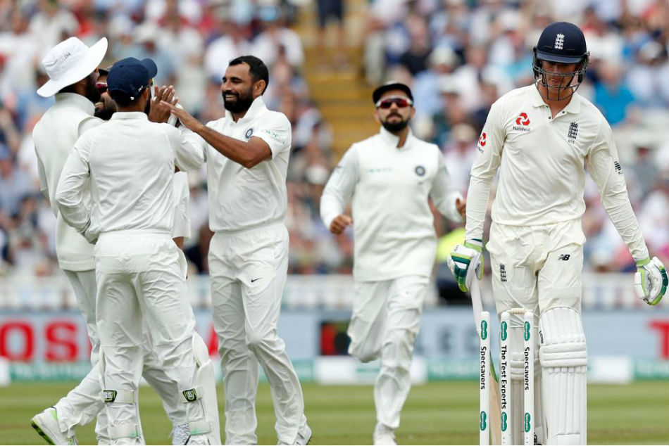 India vs England Live Score, 1st Test, Day 2