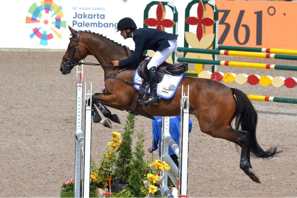 Asian Games 2018: Equestrian team has won us a SILVER