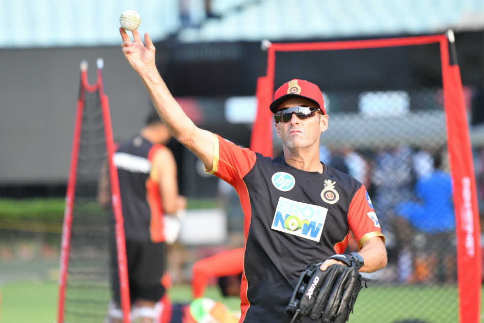 Gary Kirsten appointed Royal Challengers Bangalore coach and mentor
