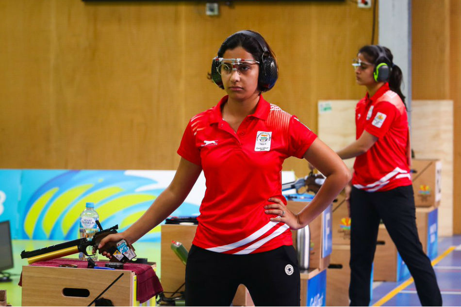 Asian Games 2018: Heena Sidhu wins bronze medal in 10m Air Pistol