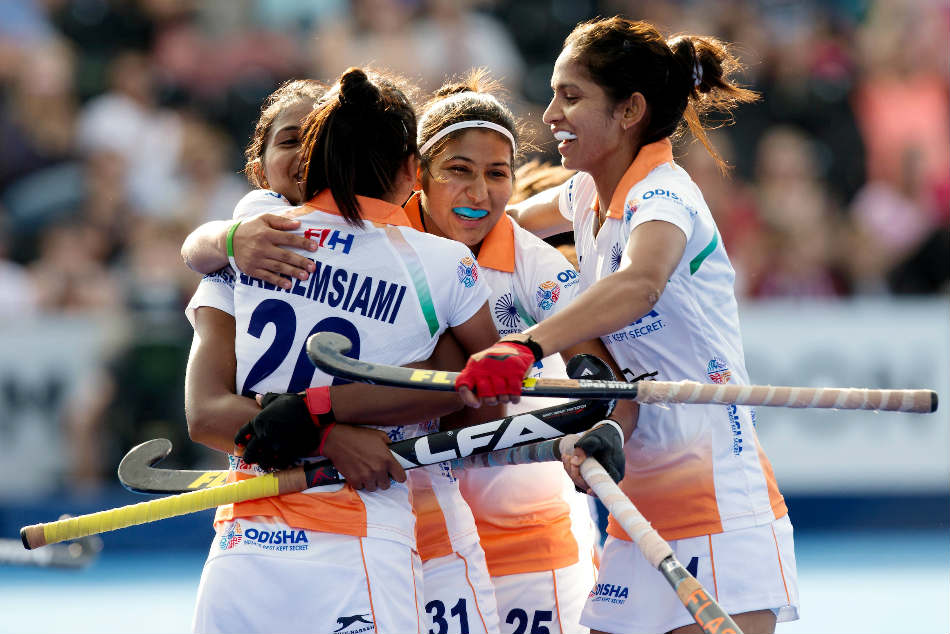 Indian Women S Hockey Team Registers 2nd Biggest Asian Games Win
