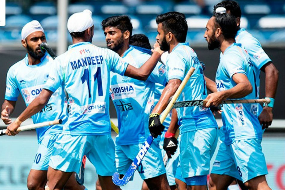Mens Hockey Team Entered Semi Finals In Asian Games 2018