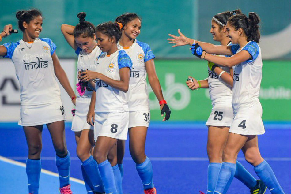 Asian Games 2018 Indian Women S Hockey Team Claim Silver