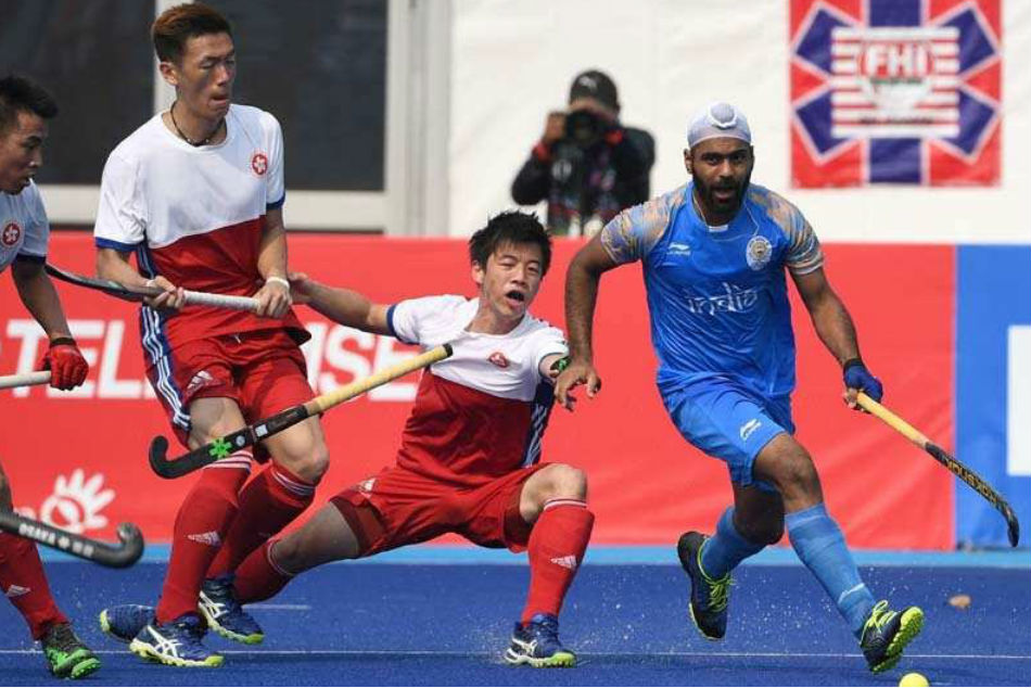 Asian Games 2018 India Beat Hong Kong 26 0
