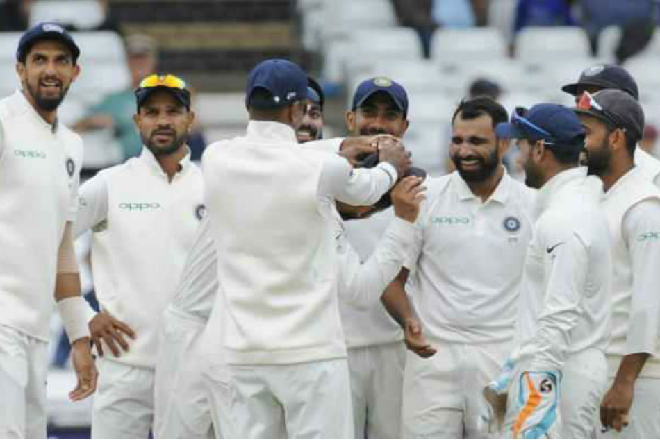 India vs England Live Score 3rd Test Day 4 india need 1 wicket