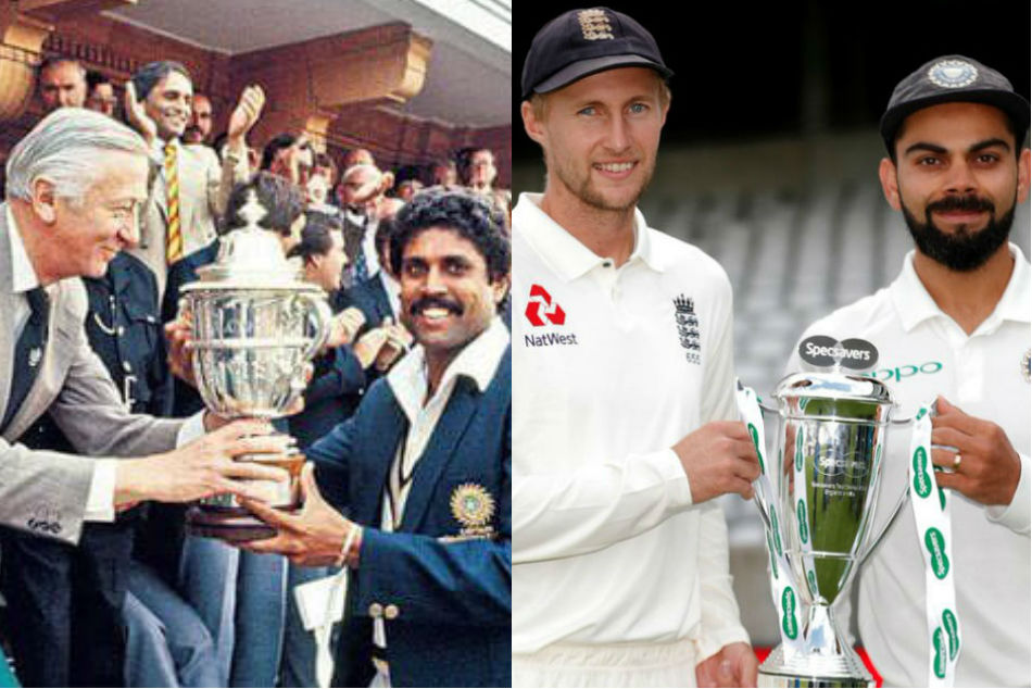 History against Virat Kohli and co. at Lord's