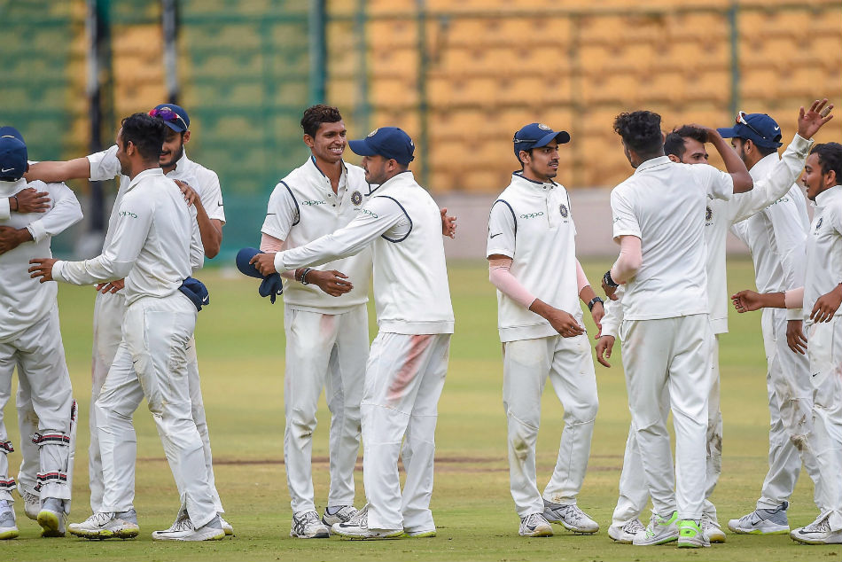 India And Under 19 Cricket Teams Won Thier Respective Matches On Tuesday
