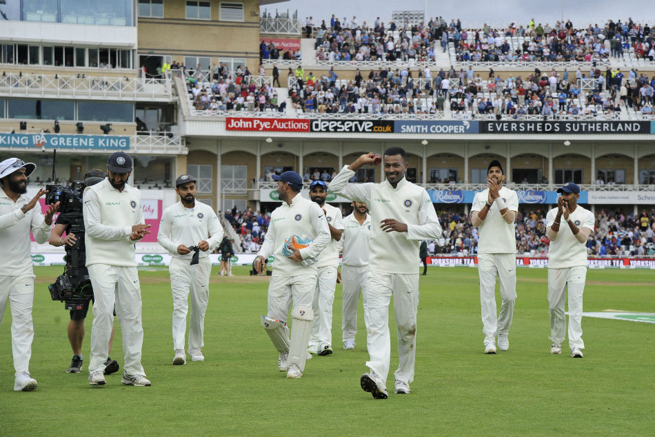 India vs England Live Score 3rd Test Day 4 Report