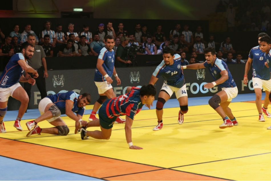 Asian Games 2018: India miss out on men's kabaddi gold