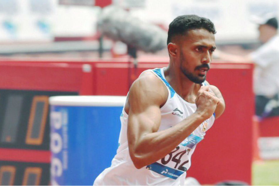 Asian Games 2018: Muhammed Anas wins Silver medal in 400m