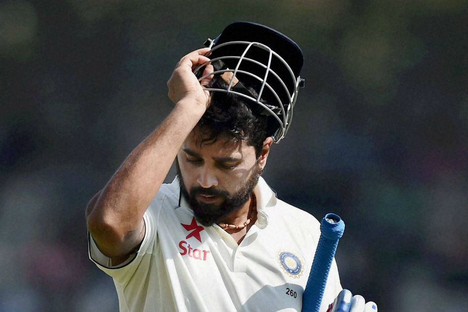 fans displeasure over murali vijay drop from england test