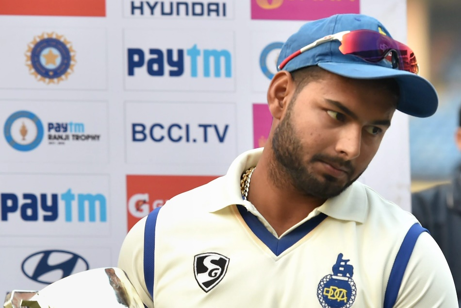 Rishabh Pant First Indian Player Get Off The Mark With A Six In Tests