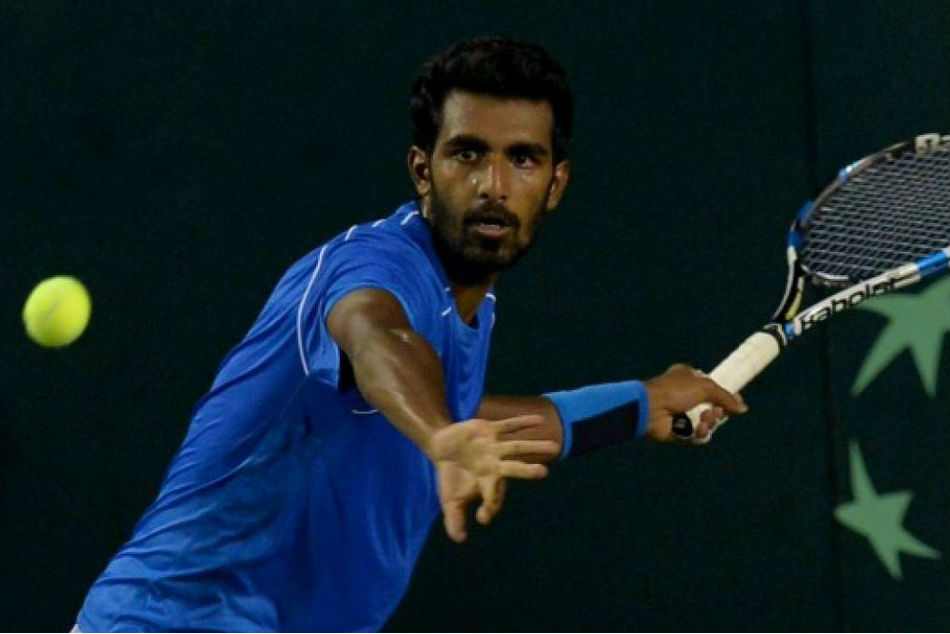 Asian Games 2018 Tennis Player Prajnesh Settles Bronze