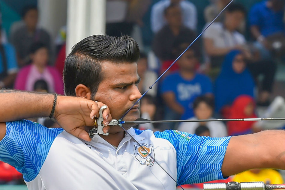 Asian Games 2018 Archery Silver Winner Rajat Chauhan Passed 12th After Five Attempt