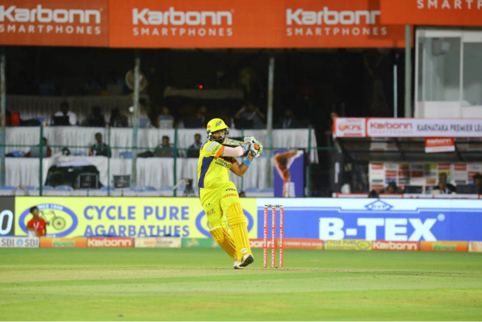 KPL 2018: Mysuru Warriors vs Shivamogga Lions, 15th Match