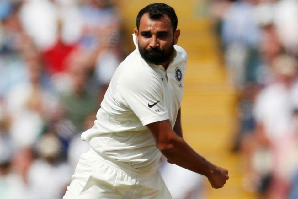 Love for cricket helped me fight off-field problems, says Shami