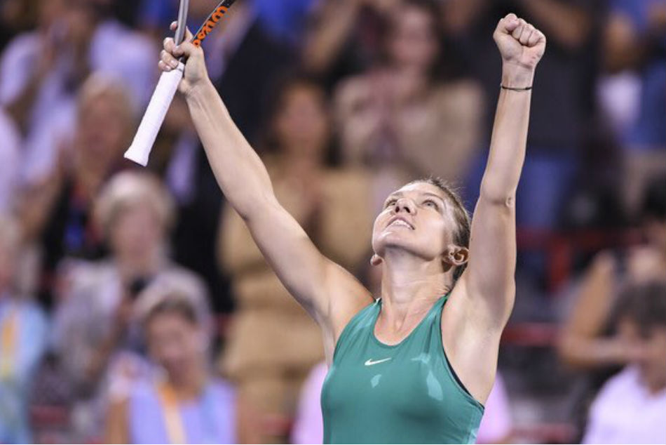 Simona Halep Doubles up by Destroying Venus Williams