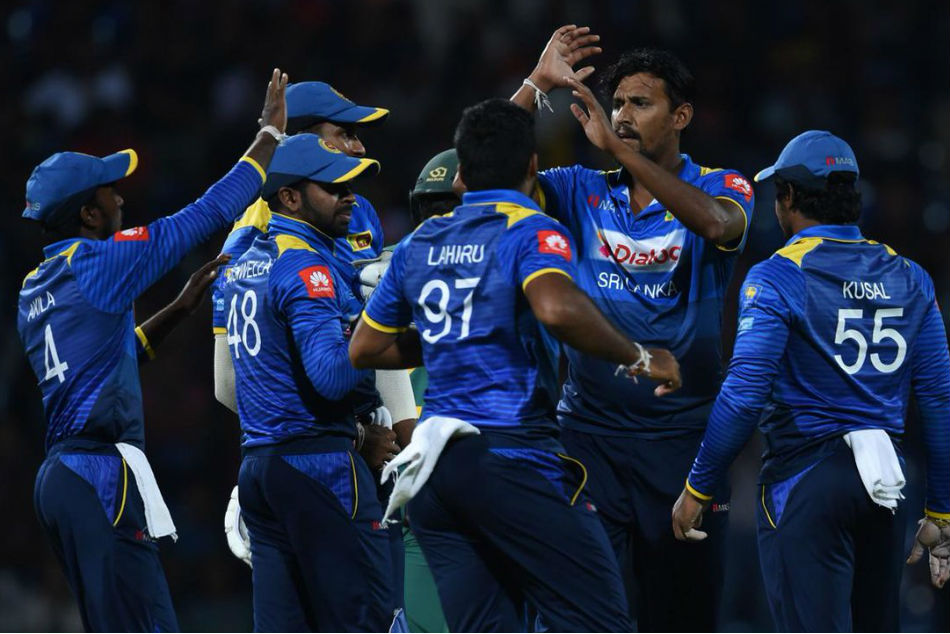 th Odi Srilanka Win 3 Runs Against South Africa