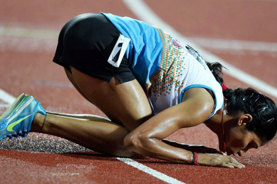 Asian Games: Sudha Singh wins SILVER Medal in 3,000m steeplechase