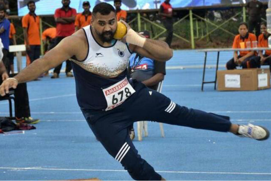 Asian Games 2018: Champion Tejinderpal Singh Toor has won a GOLD