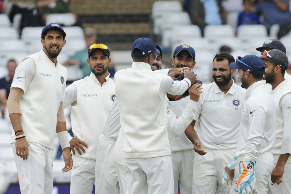India vs England Live Score 3rd Test Day 5 india won by 203 runs