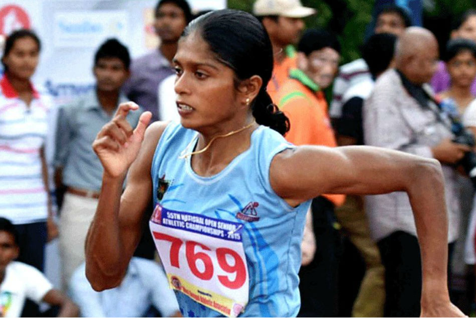 Incheon Games silver medalist Tintu Luka ruled out from Asian Games