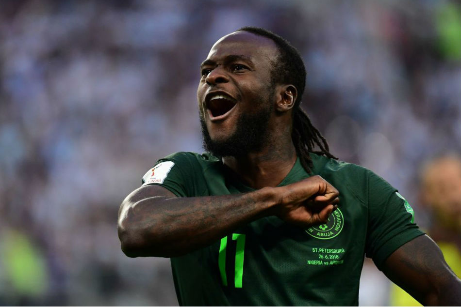Nigerias Victor Moses Announces International Retirement