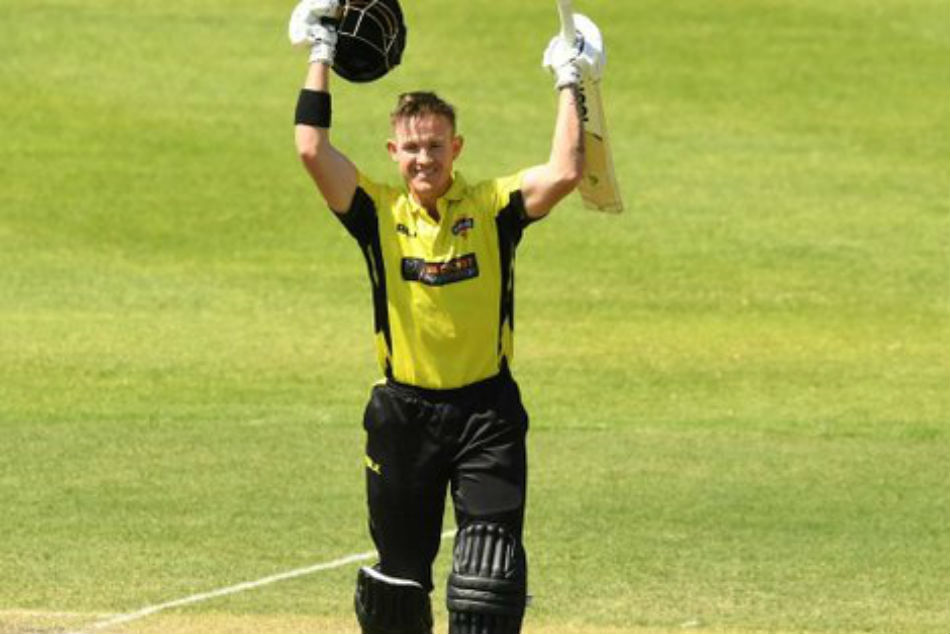 Australia cricketer DArcy Short hits 257 runs against Queensland