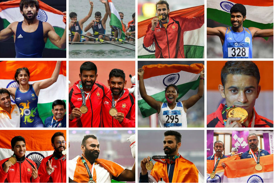 Asian Games 2018 India Match Best Ever Gold Tally