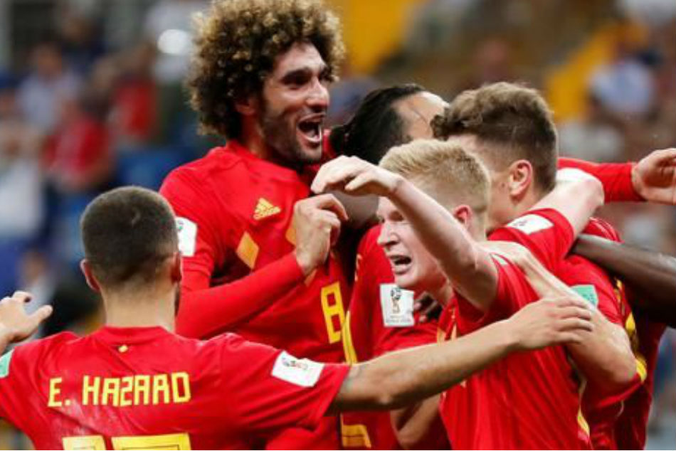 Belgium join world champions France atop FIFA rankings