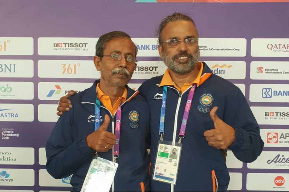 Asian Games 2018 Another Gold Medal Folks Bridge Mens Pair