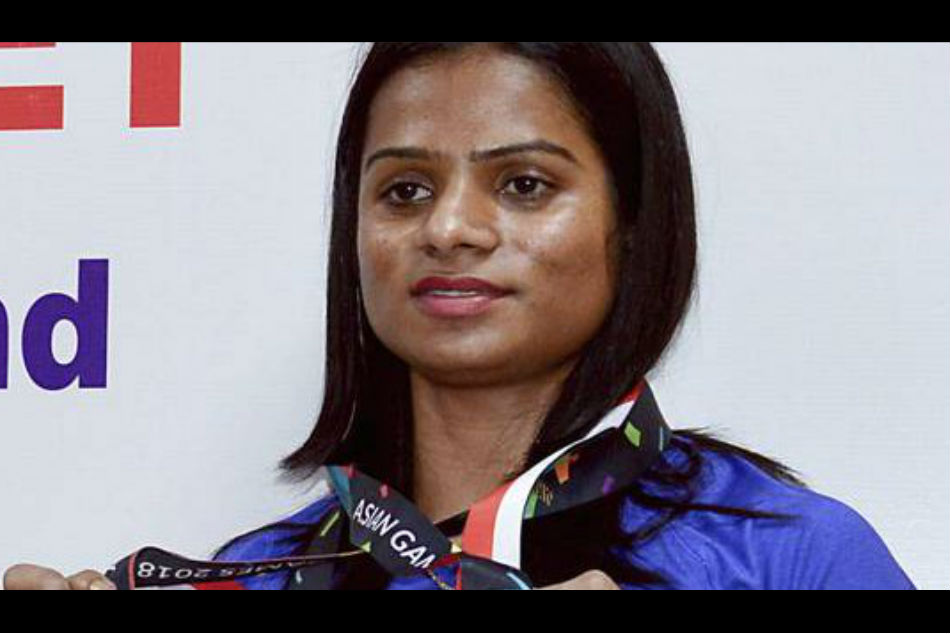Dutee Chand focussed on the way ahead Tokyo Olympics