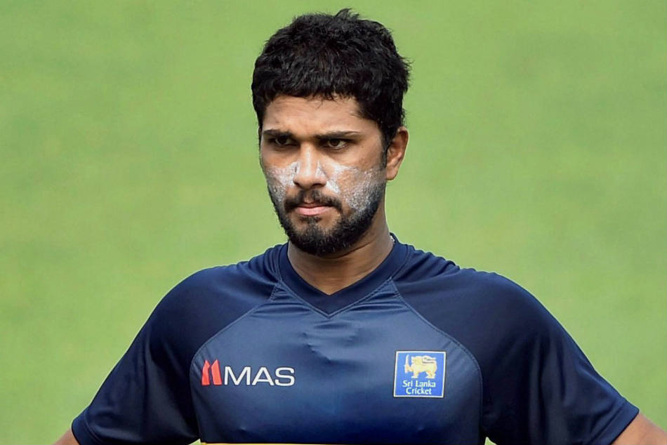 Sri Lankas Chandimal out of Asia Cup