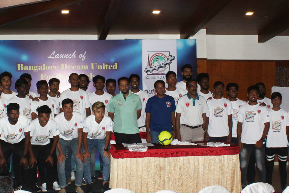Bengaluru Dream United: Another feather in the crown of Karnataka football