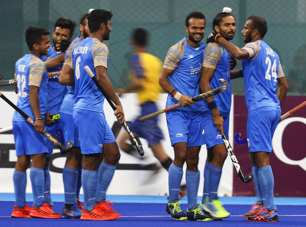 Asian Games 2018 India Win The Bronze Medal Men S Hockey