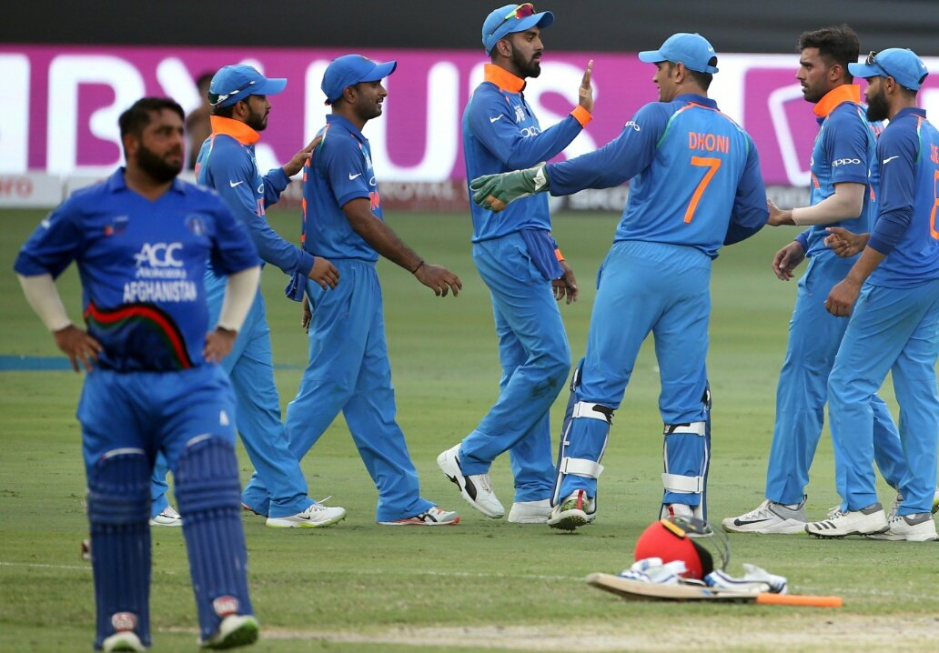 Asia Cup 2018: India vs Afghanistan, Live Score