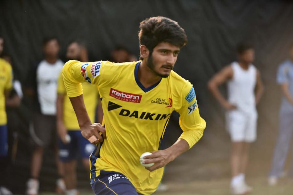Khaleel Ahmed pacer from Tonk to Team India ODI squad