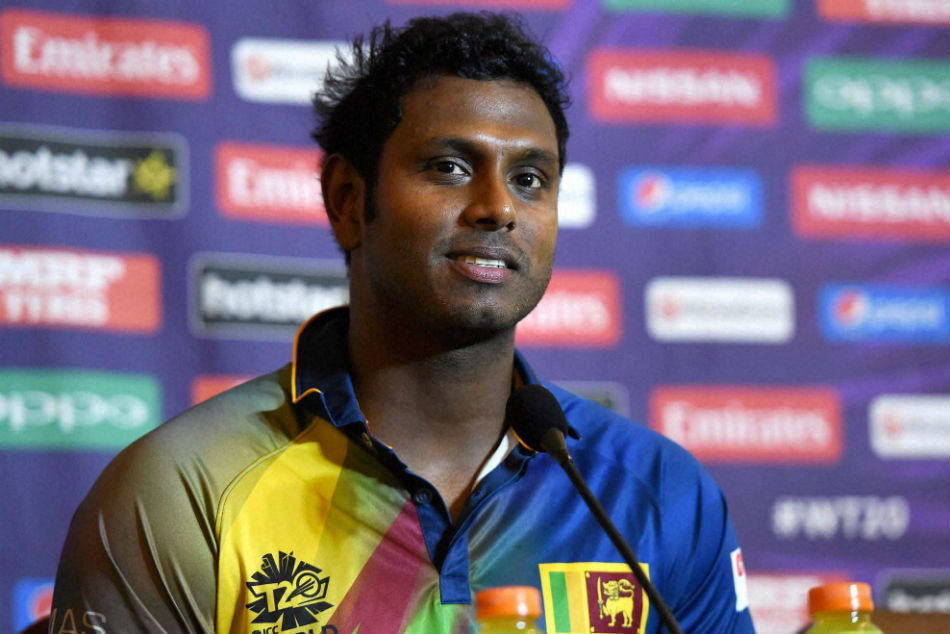 Asia cup 2018: Sri lanka removed Angelo Mathews from captaincy scapegoat