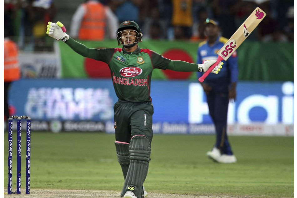 Asia Cup 2018: Mushfiqur Rahim joins Virat Kohli, Younis Khan in elite list