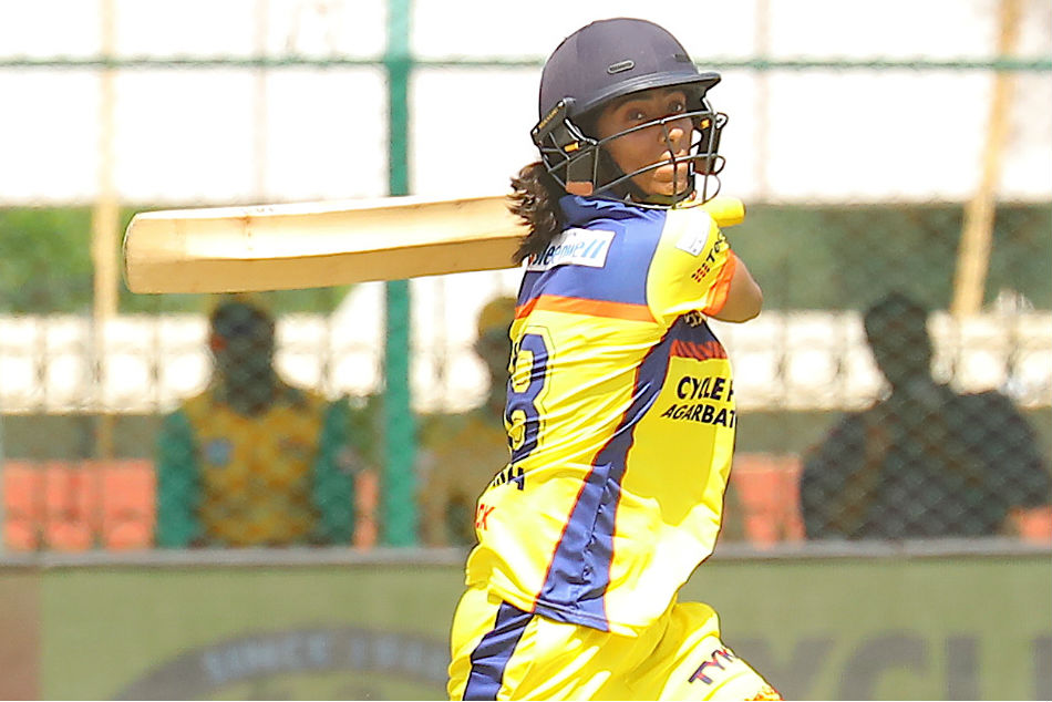 Women S Exhibition Match Mysuru Warriors Vs Shivamogga Lion